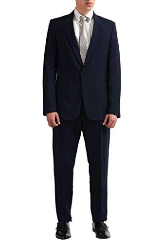 maison-martin-margiela-mens-wool-blue-one-button-suit-us-40-it-50