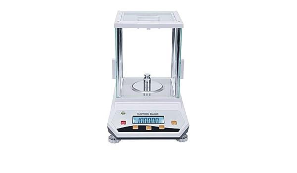 ZCXBHD 0.001g Digital Escalas Joyería Alta Precisión Básculas ...