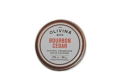 Olivina Men Cologne, Bourbon Cedar