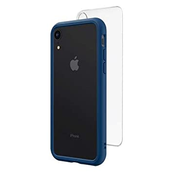 coque rhinoshield iphone xr bleu