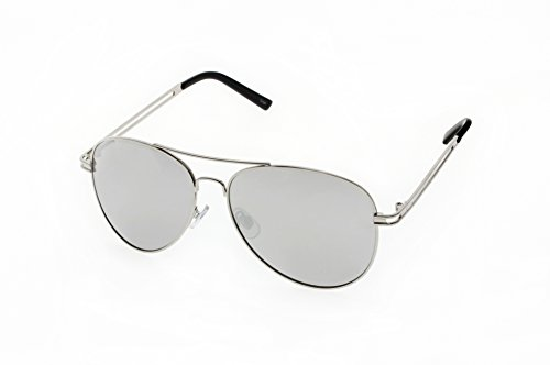 AVIATOR SUNGLASSES - Classic & Stylish Retro Sunglasses Bulk Wholesale (6 Pack) by Sunscape (Image #2)