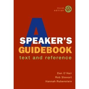 Download A Speaker's Guidebook: Text and Reference -- Third 3rd Edition ebook