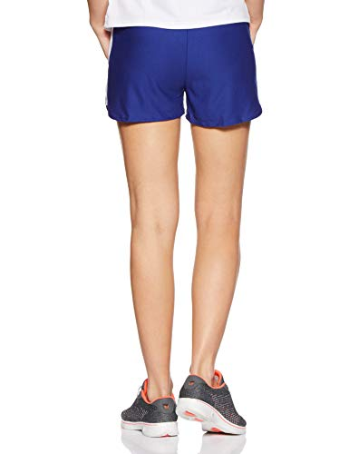 Play Deportivos Mujer Under Formation Short white Up Armour Cortos Blue 2 Pantalones 0 qF5FA8