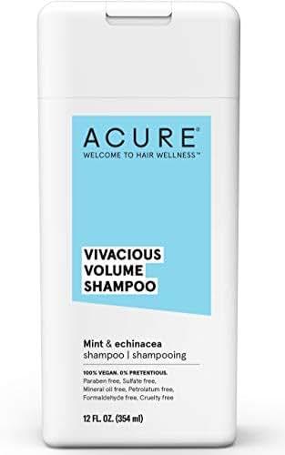 Shampoo & Conditioner: Acure Vivacious Volume