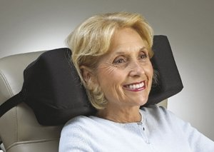 Reclining Wheelchair Backrest - HEADREST