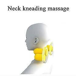 Multi-Functional Massage Cushion, Shoulder Waist Massager, Full Body Massage Cushion, Dual-Use Car