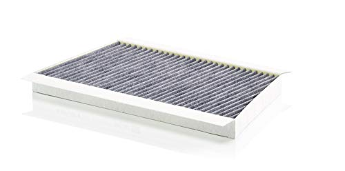 - Mann-Filter CUK 3461 Cabin Filter With Activated Charcoal for select Mercedes-Benz models