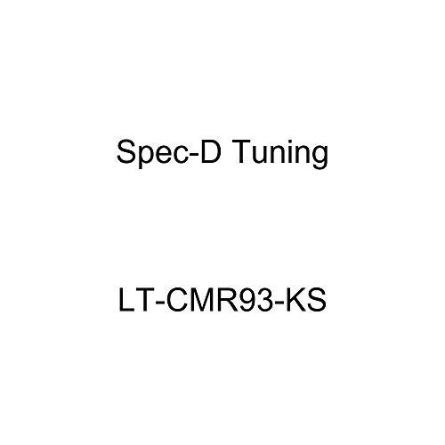 Spec-D Tuning LT-CMR93-KS Chrome Tail Light (Altezza)