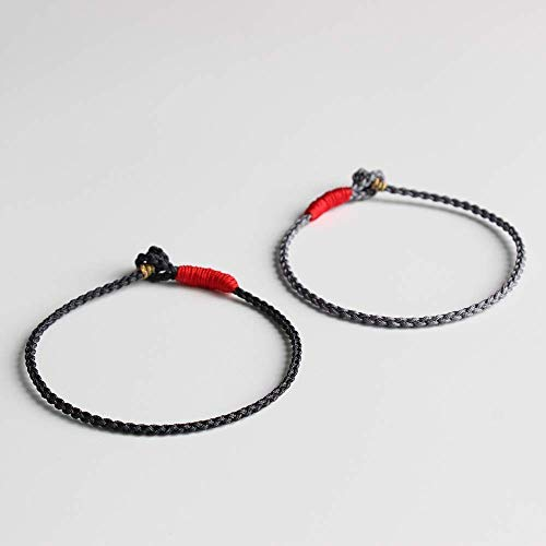 TALE Lucky Rope Bracelet Tibetan Buddhist Handmad Knots - Protection Bracelet