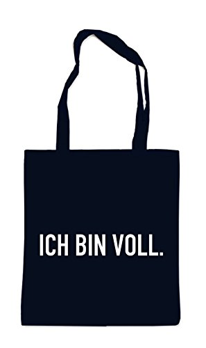 Ich Bin Voll Bag Black Certified Freak 8T5LjnRX