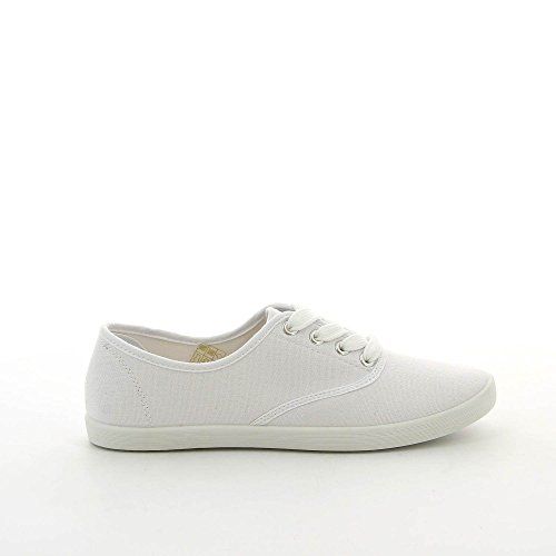 Ideal femme Shoes Ideal Blanc Shoes Basket Chaussure Chaussure VICKY femme qwxCv5FnB