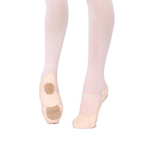 Capezio Hanami Dance Shoe, Light Suntan, 7.5 M US