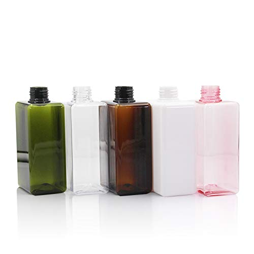 c7c8a34288a7 Amazon.com : YyZKO one piece 300ml plastic PETG bottle with oil ...
