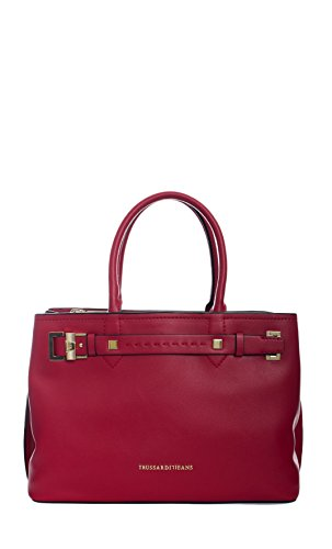 Women Red Tote Trussardi Trussardi By For Jeans Bag twqZZY08x