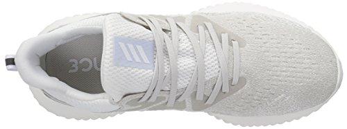 adidas Men's Alphabounce Beyond Running Shoe, Grey/White/aero Blue, 7 M US by adidas (Image #7)