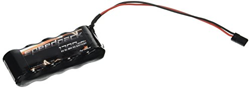 Dynamite 6V 1700mAh NiMH Receiver Pack, 5 Cell Flat