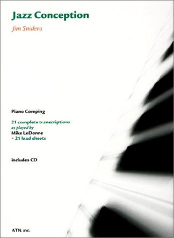 ジャズ・コンセプション/スタディ・ガイド ピアノ・コンピング [CD付]