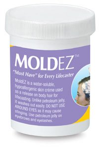 """Mold Ez SM300101W Hypo-Allergenic Water Soluble Mold Release Cream, 8 oz. Size, 3.25"""" Height, 3"""" Width, 2.23"""" Length"""