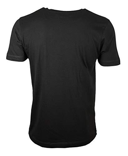 Chunk Off Negro Hombre Black Camiseta wava0fxqF