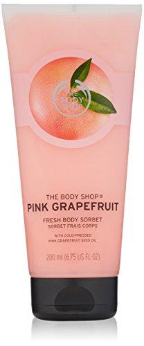 Grapefruit Body Lotion (The Body Shop Pink Grapefruit Body Sorbet Light Moisturizer - 200ml)