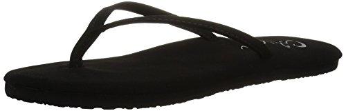 Cobian Women's Nias Flip-Flop, Black, 8 M US