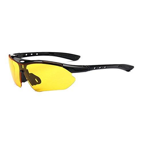 LENSTAR DSG800036C3 2016 PC Lens Movement Sunglasses,PC Frames - Size To Pick Sunglasses How