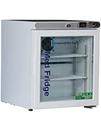 Devine Medical ABS Freestanding Pharmacy/Vaccine Refrigerator, 1 cu. ft.