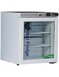 Devine Medical ABS Freestanding Pharmacy/Vaccine Refrigerator, 1 cu. ft.