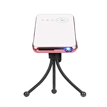 Amazon.com: Mini proyector de bolsillo para smartphone ...