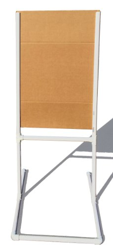 P40 Outdoor Shooting Target Stand, 24 x 36-Inch