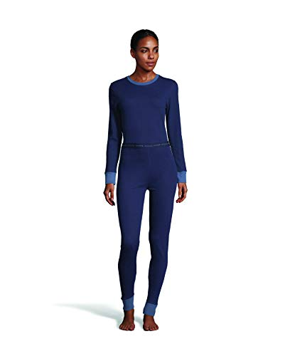 - Hanes Women's Color Fusion Thermal Baselayer Pant