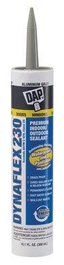 Dap 18286 10.1 oz. Gray Dynaflex 230 Premium Indoor/Outdoor...
