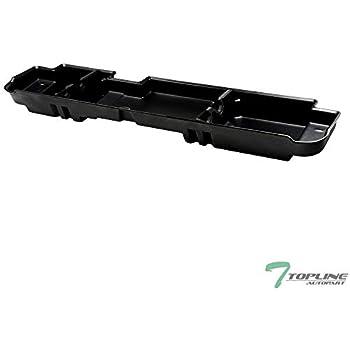 Stehlen 733469494539 Gearbox Underseat Storage Cargo Organizer Box Textured Black