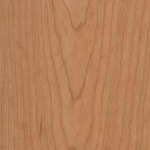 Wood Veneer, Cherry, Flat Cut, 4 x 8, 10 Mil Backer