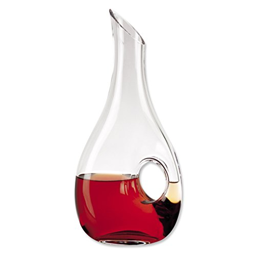 uth Blown Wine Carafe - H12