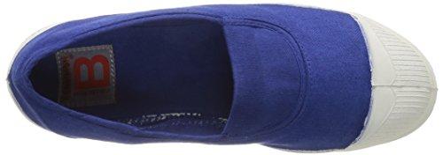 Bensimon Tennis Elastique, Damen Sneakers Blau (bleu 532)