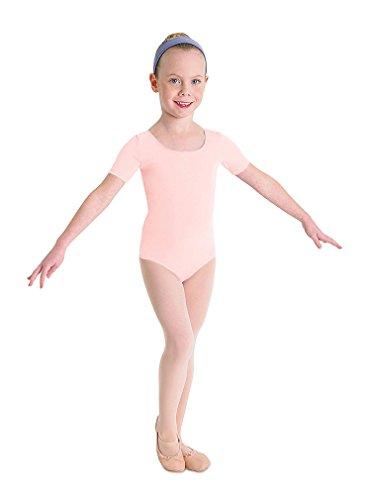 Bloch Toddler Ballet Leotard, Light Pink-2/4T