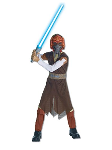 Big Boys' Plo Koon Costume - L -
