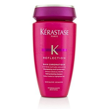 Kerastase Kerastase Reflection Bain Chromatique Multi-protecting Shampoo (colour-treated or Highlighted Hair), 8.5 Ounce, 8.5 Ounce (Conditioner Protecting Colour)