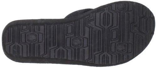 Teva Mush Mandalyn Wedge 2 Femmes Noir Chaussures Sandales Pointure EU 42