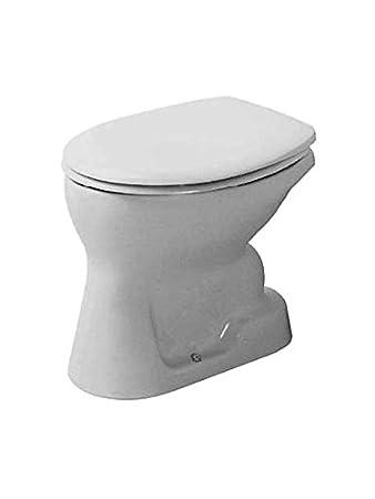 Wundervoll Duravit Stand WC (ohne Deckel) Duraplus Blitz 45cm Flachspüler  UU05