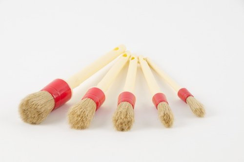 RaceglazeUK Ltd. 5 Brush Detailing Set 5-Brush Set