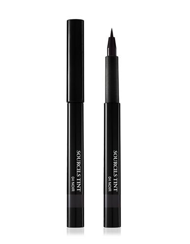 The Perfect Makeup For Mature Skin Plus Application Tips - Lancôme Sourcil Tint Longwear Eyebrow Pen-04 Noir
