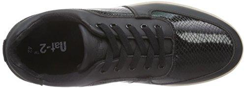 2 Nat King Sneakers Schwarz LED Black Herren 8w1qgFUnw