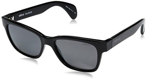 4a338bab2e Revo Re 5012 Trystan Polarized Wayfarer Sunglasses