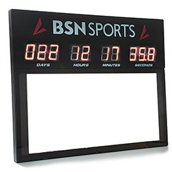 BSN Sports Count Down to Game Day Timer