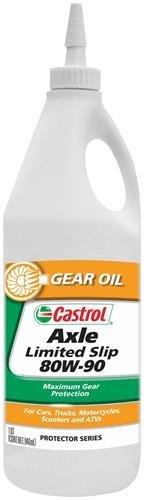 - Castrol Axle Limited Slip Gear Oil - 80W-90 - 1 Liter 12612