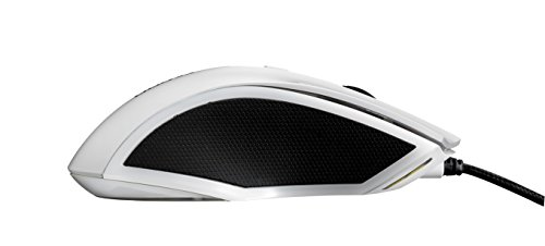 Arion Rapoo V20 Gaming Mouse With 16 Million Colors Smart Breathing Light - White