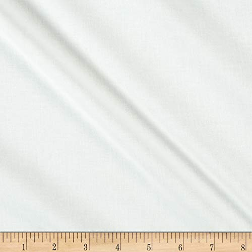 (Robert Kaufman Kona Cotton Snow Fabric by The Yard)