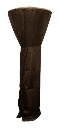 AZ Patio Heater Tall Patio Heater Cover - 87'' - Mocha by Hiland